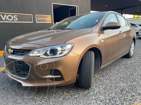 Chevrolet Cavalier LT Aut usado (2019) color Cafe precio $240,000