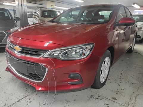 Chevrolet Cavalier LS usado (2019) color Rojo precio $190,000