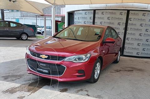foto Chevrolet Cavalier LT Aut usado (2019) color Rojo precio $239,000