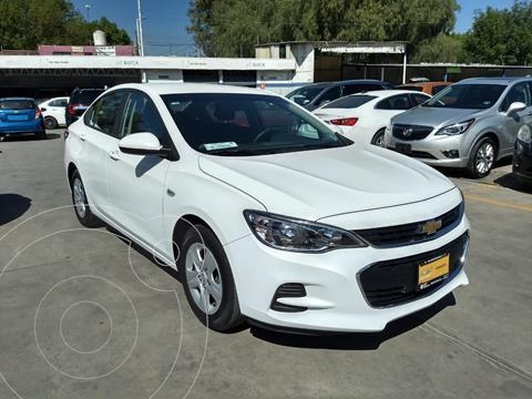 Chevrolet Cavalier LS Aut usado (2019) color Blanco precio $220,000