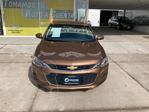 Chevrolet Cavalier LS usado (2019) color Cafe precio $235,000