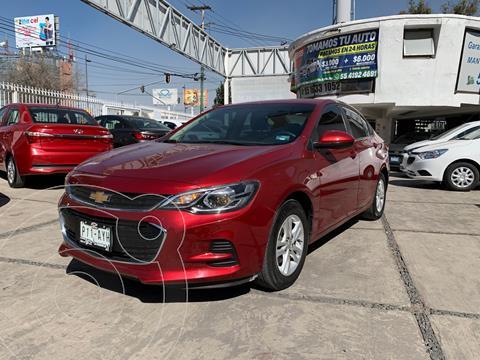 Chevrolet Cavalier LT Aut usado (2019) color Rojo precio $197,900