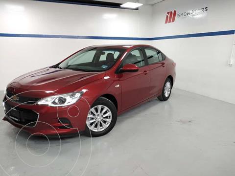 Chevrolet Cavalier LT Aut usado (2020) color Rojo precio $268,000