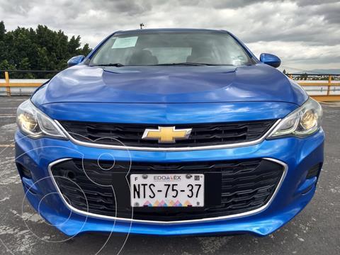 Chevrolet Cavalier LS usado (2020) color Azul financiado en mensualidades(enganche $50,980 mensualidades desde $5,339)