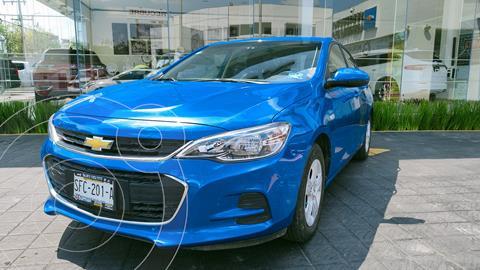 Chevrolet Cavalier LS Aut usado (2019) color Azul precio $255,000