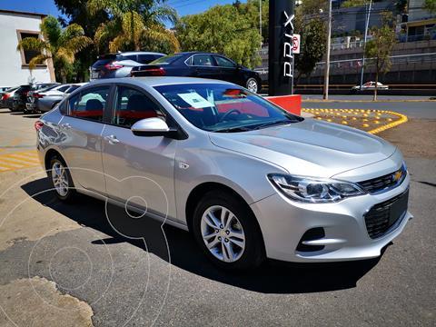 Chevrolet Cavalier LT Aut usado (2019) color Plata precio $230,000