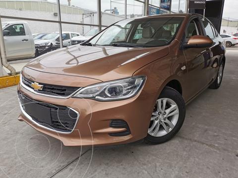 Chevrolet Cavalier LT Aut usado (2019) color Cafe financiado en mensualidades(enganche $60,000 mensualidades desde $6,757)