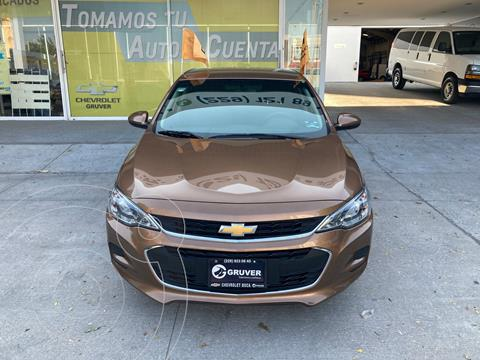 Chevrolet Cavalier LS usado (2019) color Cafe precio $225,000