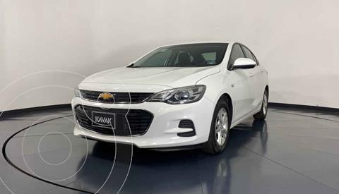 Chevrolet Cavalier LT Aut usado (2018) color Blanco precio $209,999