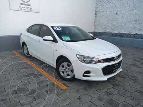 Chevrolet Cavalier LS usado (2019) color Blanco precio $214,900