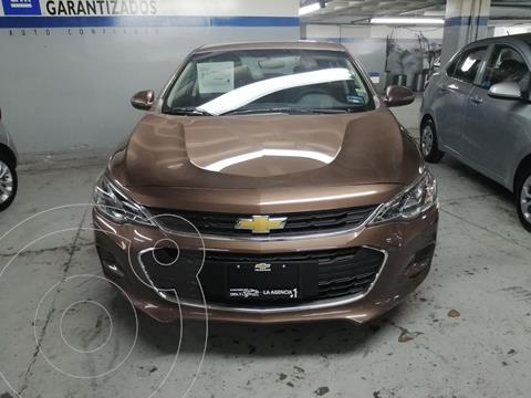 Chevrolet Cavalier LS usado (2020) color Cafe precio $228,000
