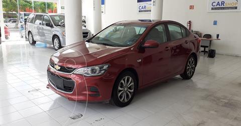 Chevrolet Cavalier Premier Aut usado (2019) color Rojo precio $254,890