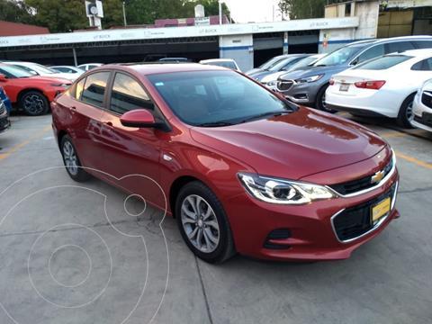 Chevrolet Cavalier Premier Aut usado (2019) color Rojo precio $250,000