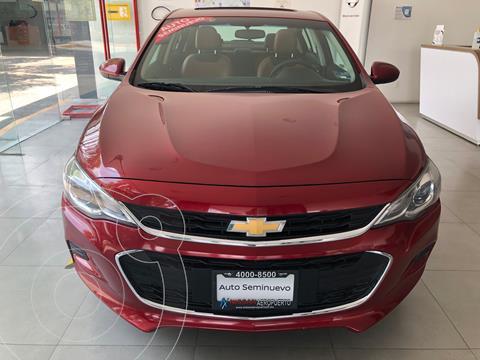 Chevrolet Cavalier Premier Aut usado (2019) color Rojo precio $239,000