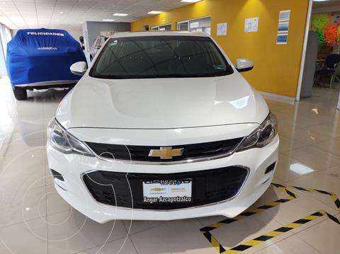 Chevrolet Cavalier Premier Aut usado (2018) color Blanco precio $195,000