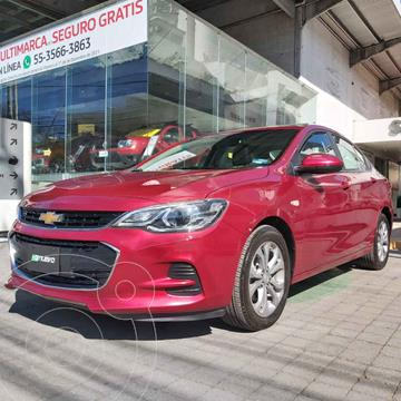 Chevrolet Cavalier Version usado (2019) color Rojo precio $249,000