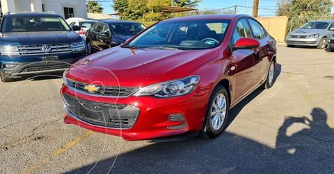 Chevrolet Cavalier LT Aut usado (2020) color Rojo precio $198,900