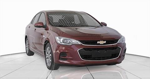 Chevrolet Cavalier Premier Aut usado (2018) color Rojo precio $249,000