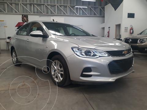 Chevrolet Cavalier LT Aut usado (2019) color Plata Brillante financiado en mensualidades(enganche $67,460 mensualidades desde $4,845)