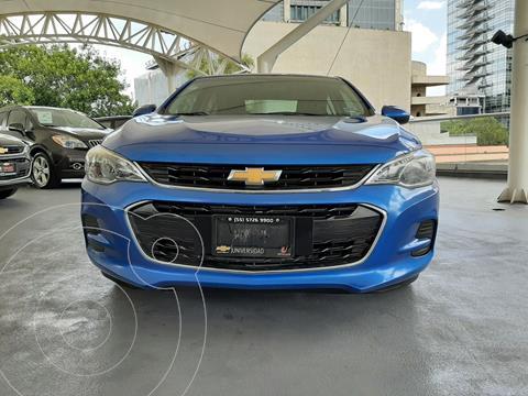 Chevrolet Cavalier LS Aut usado (2019) color Azul precio $244,900