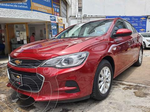 Chevrolet Cavalier LT Aut usado (2020) color Rojo precio $264,900