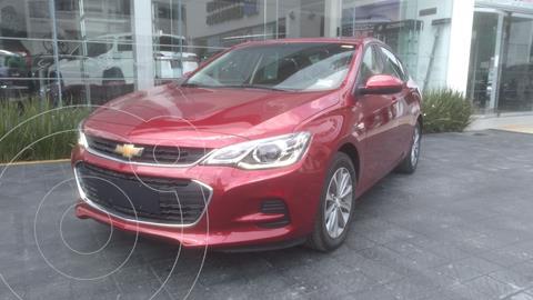 Chevrolet Cavalier Premier Aut usado (2020) color Rojo precio $340,000