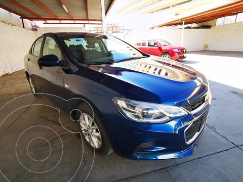 Chevrolet Cavalier LT Aut usado (2020) color Azul precio $298,000
