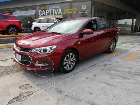 Chevrolet Cavalier Version usado (2019) color Vino Tinto precio $250,000