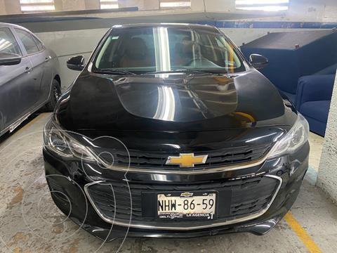 Chevrolet Cavalier Premier Aut usado (2019) color Negro Onix precio $227,900