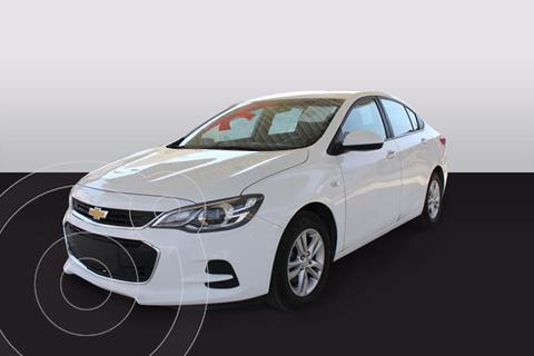 Chevrolet Cavalier LT Aut usado (2018) color Blanco precio $215,000