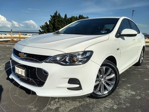 Chevrolet Cavalier Premier Aut usado (2020) color Blanco financiado en mensualidades(enganche $82,000 mensualidades desde $6,168)