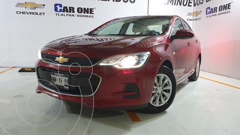 Chevrolet Cavalier LT Aut usado (2020) color Rojo precio $269,999