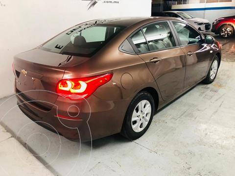 Chevrolet Cavalier LS usado (2020) color Rojo Terracota precio $228,000