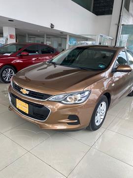 Chevrolet Cavalier LT Aut usado (2019) color Cafe precio $258,000