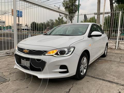 Chevrolet Cavalier LT Aut usado (2018) color Blanco precio $185,000