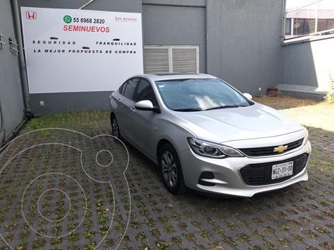 Chevrolet Cavalier Premier Aut usado (2018) color Plata precio $212,000