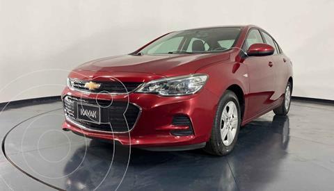 Chevrolet Cavalier LS Aut usado (2018) color Rojo precio $187,999