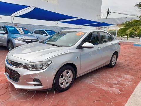 Chevrolet Cavalier LS usado (2018) color Plata Dorado precio $205,000