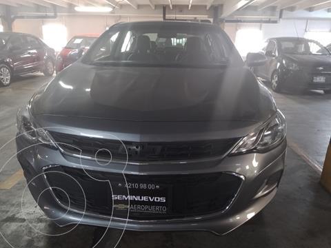 Chevrolet Cavalier LS Aut usado (2020) color Gris financiado en mensualidades(enganche $59,960 mensualidades desde $6,414)