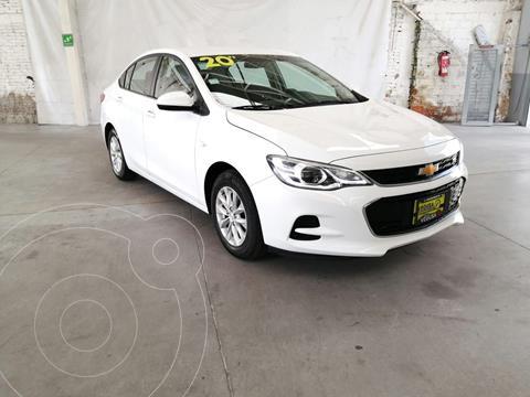 Chevrolet Cavalier LS Aut usado (2020) color Blanco precio $290,000