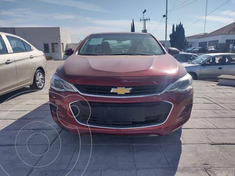 Chevrolet Cavalier Premier Aut usado (2018) color Rojo precio $250,000