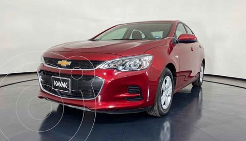 foto Chevrolet Cavalier LS Aut usado (2019) color Rojo precio $219,999