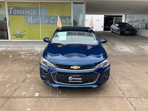 Chevrolet Cavalier Premier Aut usado (2020) color Azul precio $325,000