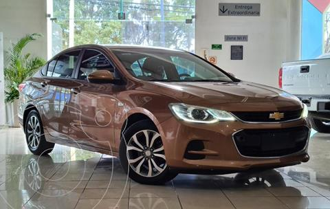 Chevrolet Cavalier Premier Aut usado (2019) color Cafe precio $265,000