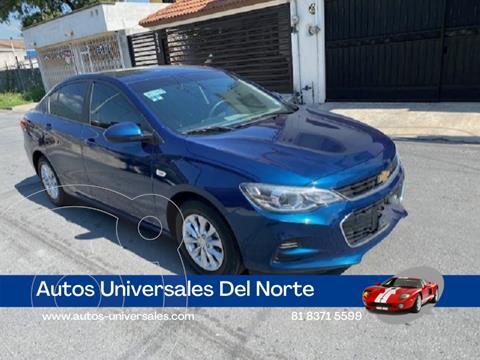 Chevrolet Cavalier LT Aut usado (2020) color Azul precio $263,000