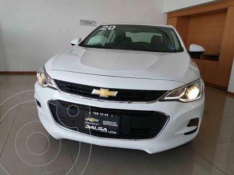 Chevrolet Cavalier Premier Aut usado (2020) color Blanco precio $299,000