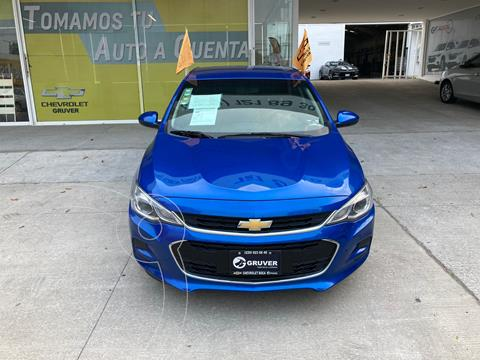 Chevrolet Cavalier LT Aut usado (2018) color Azul precio $210,000