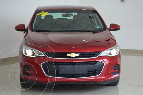 Chevrolet Cavalier LT Aut usado (2020) color Rojo precio $275,000