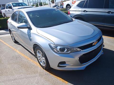 Chevrolet Cavalier LT Aut usado (2019) color Plata precio $235,000