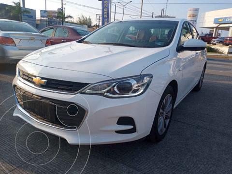 Chevrolet Cavalier Premier Aut usado (2020) color Blanco precio $325,000